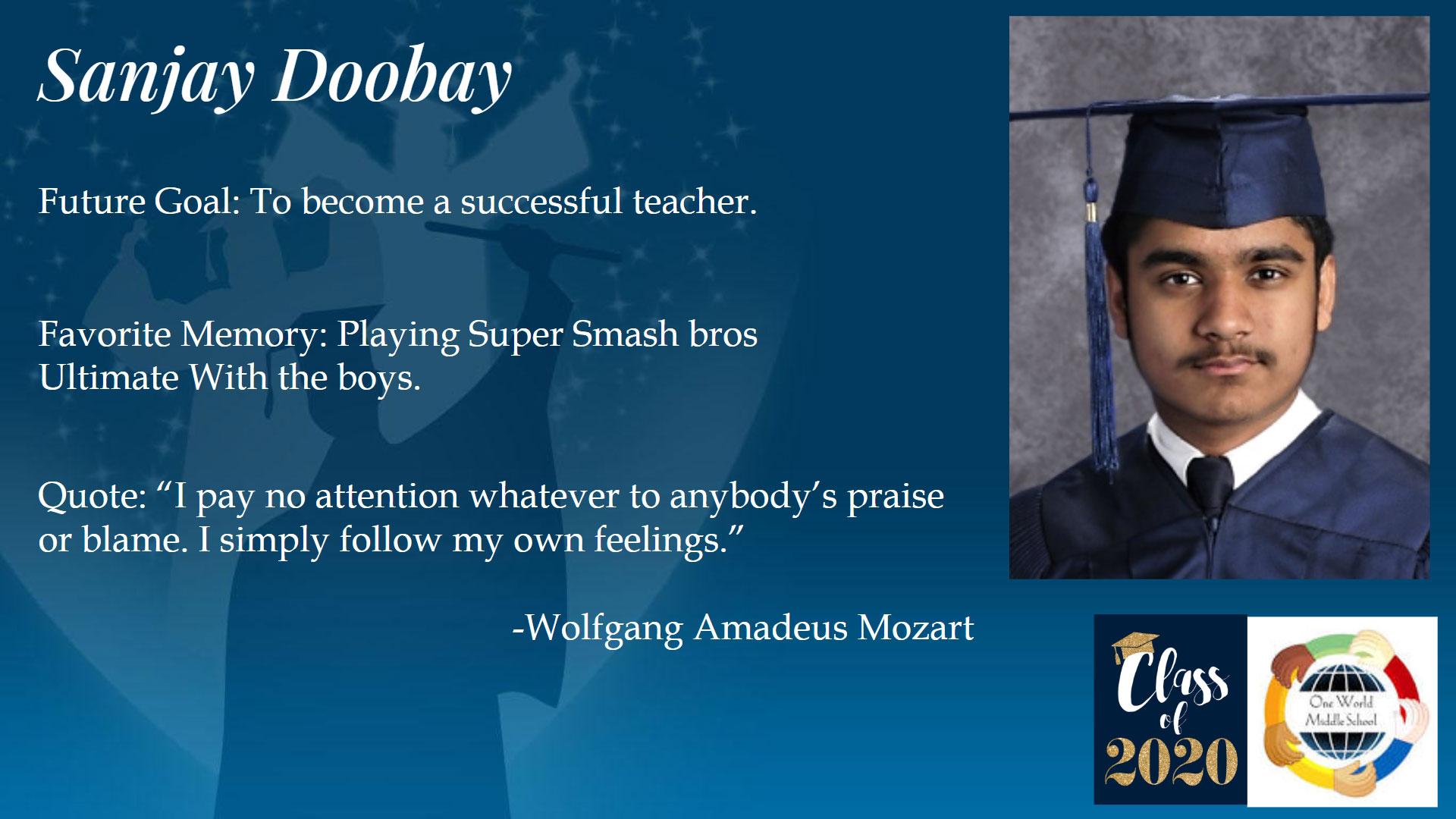 Sanjay-Doobay